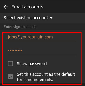 Email Android 05 Sign In
